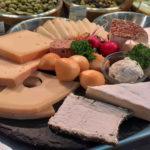 Käseplatte vom Narurhaus für ihre Gäste