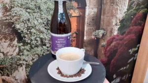 Kaffee in der Pfandflashe Naturhaus Nördlingen